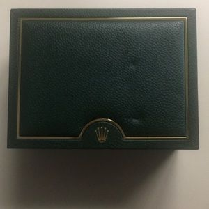 Rolex box ONLY